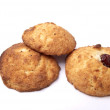 Stock Photo: Cookies with cherry