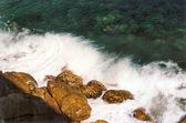 Azure coast — Stock Photo