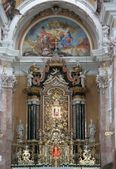 St. James Cathedral in Innsbruck, Austr — Stock Photo
