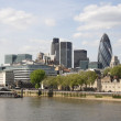 London city - Stock Photo