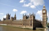 Parliament in London — Stock Photo