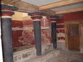 Ruins of Knossos Palace — Stock Photo