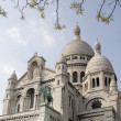 Sacre-Coeur — Stock Photo