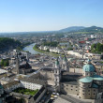 Salzburg view — Stock Photo