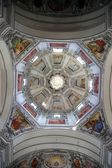 Cupola of Salzburg Cathedral — Stock Photo