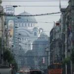 Catedral Church St Sava, Belgrade, Serbi — Stock Photo