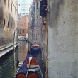Gondola, Venice, Italy — Stock Photo #1538248