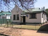 Zimbabwe Medical Association House — Stock Photo