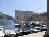 St John's Fortress, Dubrovnik. — Stock Photo
