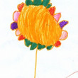 Children Art — Stock Photo #1684170