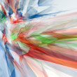 Abstract composition — Stock Photo