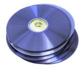 Optical discs — Stock Photo