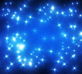 Twinkling stars — Stock Photo