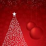 Christmas tree design — Stock Vector #1807094