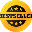 "Stock Vector: Vector ""Bestseller"" label"