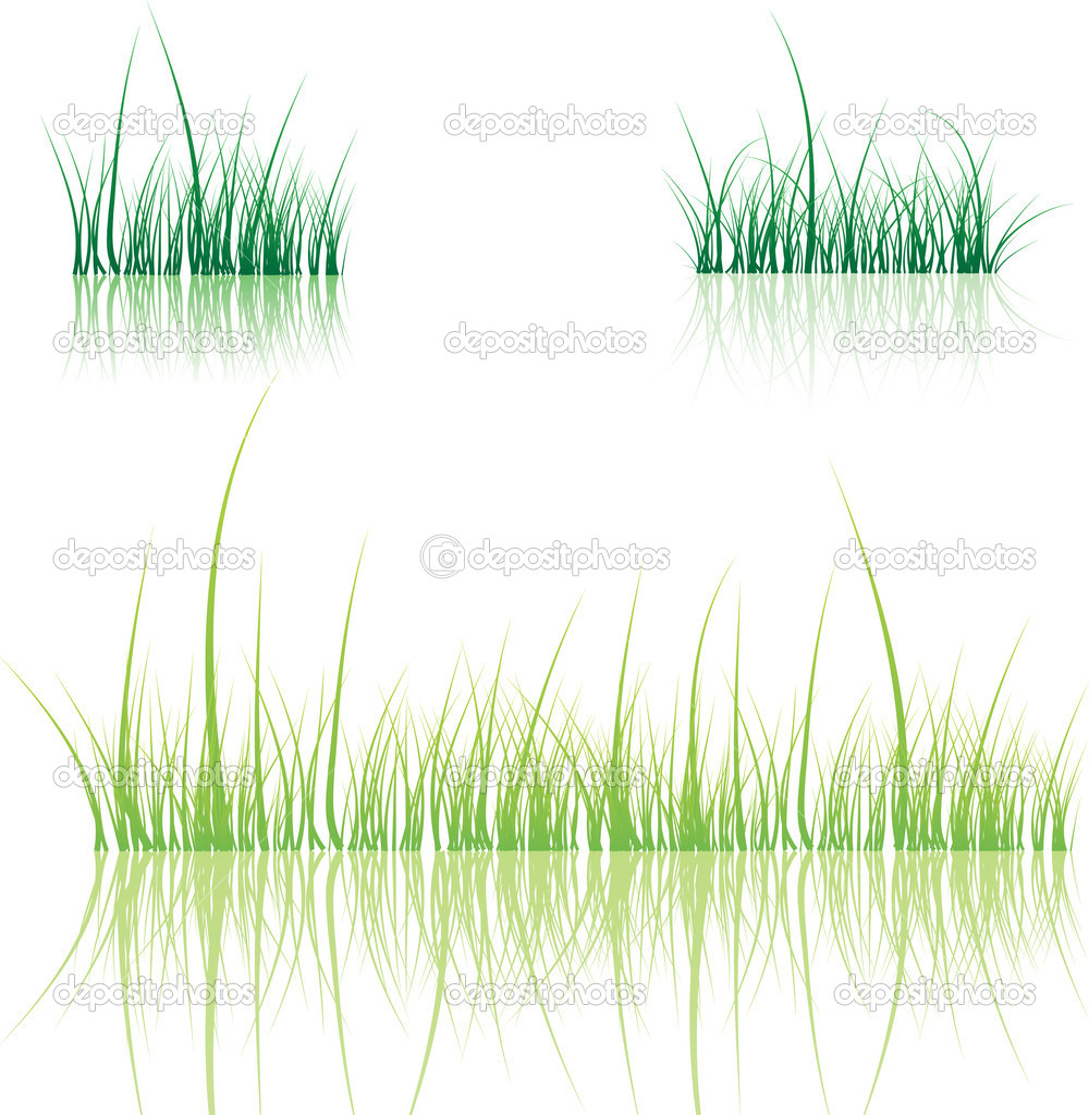 Grass. Vector.   Stock Vector #1826503
