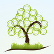 Tree — Vector de stock #1863179