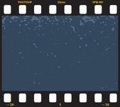 Vector filmstrip. — Stock Vector