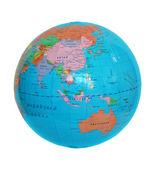 School Globe isolated — Stock Photo