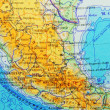 Map — Stock Photo #1501527