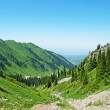 Mountain landscape, Central Asia — Stock Photo