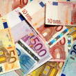 Stock Photo: Euros - Cash credit money concept.