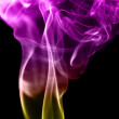 Color smoke as abstract background — Stock Photo #1506125