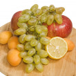This is a close-up of fruits. — Stock Photo