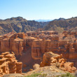 Canyon  Charyn, Central Asia, Kazakhstan — Stock Photo