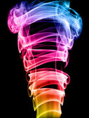 Smoke abstract backgrounds — Stock Photo