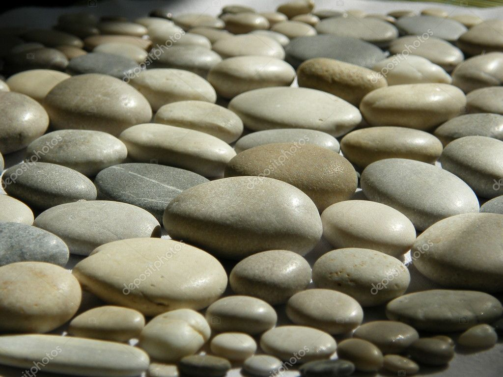 Pebble close-up — Stock Photo #1509413