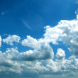 Beautyful clouds — Stock Photo