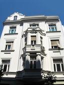 Public building in Belgrade (Serbia) — Stock fotografie