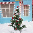 Stock Photo: Christmas tree