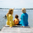 At the lake — Stock Photo #1506729