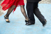 Tango — Stock Photo