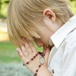 Royalty-Free Stock Photo: Praying