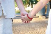 Handen van kinderen — Stockfoto