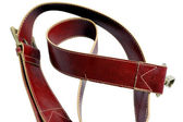 Red belt — Stock Photo