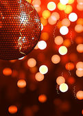 Party disco background — Stockfoto