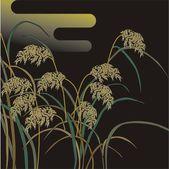 Fondo floral vector — Vector de stock