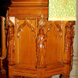 Stock Photo: Pulpit