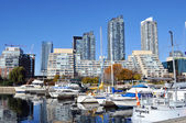 Toronto yachtclub — Stock Photo