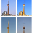 Stock Photo: CN Tower Canada