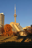 Toronto's park — Stock Photo
