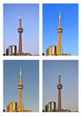 CN Tower Canada — Stock Photo