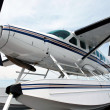 Grand Caravan Amphibian — Stock Photo