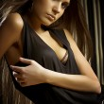 Luxury Woman — Stock Photo #1747418