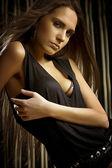 Luxury Woman — Stock Photo