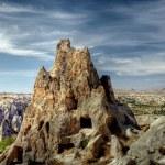 Gorgeous landscape on the hillside — Stock Photo #1513031